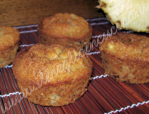 Morning Glory muffins - USA